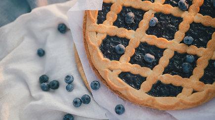 """Paprastasis """"Crostata"""" pyragas iš Italijos – pasigaminti prireiks vos kelių ingredientų"""