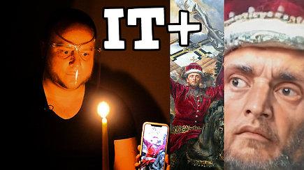 """IT+: """"DeepFake"""" vaizdinės klastotės  šiurpina ‒  iš kapų prikėlėme kunigaikštį Vytautą Didįjį"""