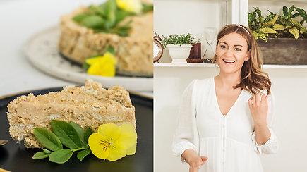 Tinginio su varške ir maskarponės sūriu receptas