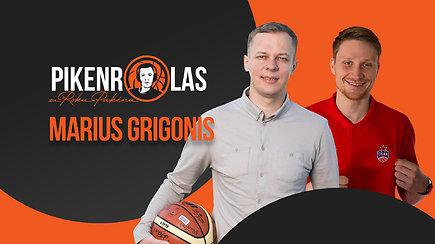 PIKENROLAS: M.Grigonis – apie persikėlimą į CSKA, sirgalių neapykantą ir dėmesį iš NBA