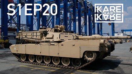 Pabradės poligone – veiksmas: nauji JAV tankai ir sensacingas Lenkijos pareiškimas