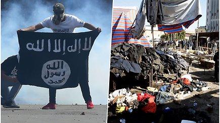 Teroro išpuolis pareikalavo virš 30 aukų: vienas mirtininkas susisprogdino minioje, o kitas – vos žmonėms susibūrus padėti