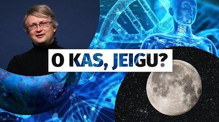 O KAS, JEIGU Mėnulis nebūtų susiformavęs? Žemė būtų labiau suplota, potvynius ir atoslūgius sukeltų Saulė