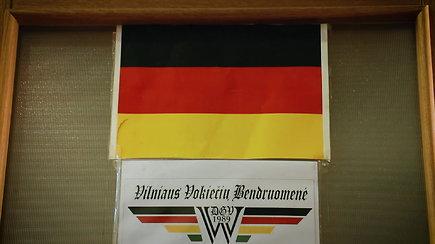 Lietuvoje – didelė vokiečių bendruomenė