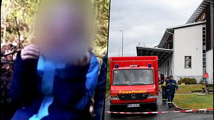 Šimtai Vokietijos pareigūnų ieškojo dingusios 8-metės – šansai, kad mergaitė gyva, vis mažėjo