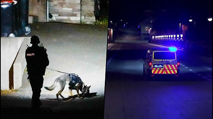 Teroristinis išpuolis Norvegijoje – vyras vaikščiojo po miestą ir šaudė į žmones strėlėmis