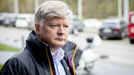 K.Navicko komentarai apie Žemės ūkio tarybos grasinimus protesto akcijomis: nemato pagrindo trauktis