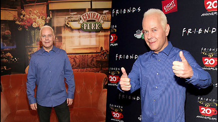 """Mirė """"Friends"""" serialo aktorius Jamesas Michaelas Tyleris – kovojo su prostatos vėžiu"""