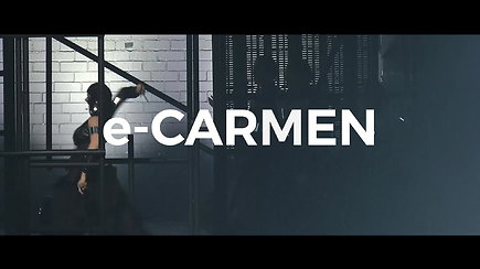 """e-Carmen"" anonsas"