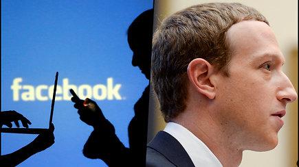 """""""Facebook"""" kovoja su nauja krize – pirmumą teikia savo augimui, o ne vartotojų saugumui?"""