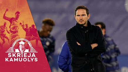 """""""Skrieja kamuolys"""": Frankas out, tuščia """"Liverpool"""" atkarpa, futbolininkai ir amžius, puiki """"Atalanta"""""""