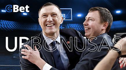 """""""urBONUSas"""": Ž.Urbonas ir E.Skersis – Utenos krepšinio pasaka už nokauto """"Rytui"""""""