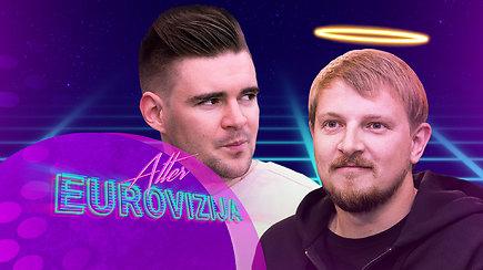 """""""Alter(Eurovizija)"""": komikai kirto nemokantiems anglų, bet priedainį mielai užtraukė"""
