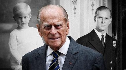 Princas Philipas – ne tik karalienės vyras: įdomiausi ir mažai žinomi faktai apie Edinburgo hercogą
