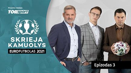 """""""Skrieja kamuolys"""": Danijos drama Euro 2020, kurią laimėjo gyvenimas"""