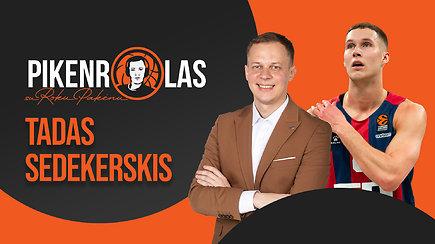 PIKENROLAS: T.Sedekerskis – nuo siūlymų baigti karjerą iki misijos sustabdyti L.Dončičių