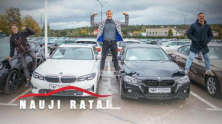 """Kartais vietoj BMW patraukia """"Škoda"""" – kaip skaitmeninės rinkodaros specialistai ieškojo automobilio"""