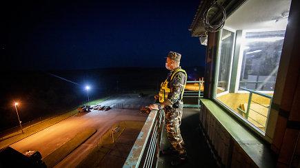 Iš Lietuvos-Baltarusijos pasienio: įtemptas pareigūnų darbas ir paslapčia sieną kirtusio baltarusio liudijimas