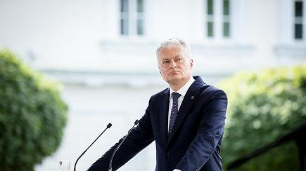 Prezidentas susitiko su energetikos ir vidaus reikalų ministrais – komentarai