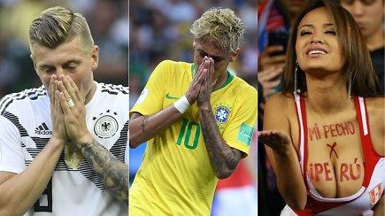 """""""Vieni vartai"""": vokiečių bei brazilų sensacijos ir aistras sprogdinanti mergina"""