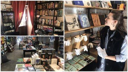 5 išskirtiniai knygynai, kuriuos verta aplankyti Rygoje