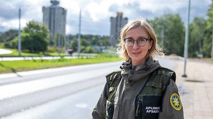 """Aplinkos apsaugos departamento direktorė O.Vėbrienė: """"Jau kurį laiką esu saugoma pranešėjo apsaugos įstatymu"""""""