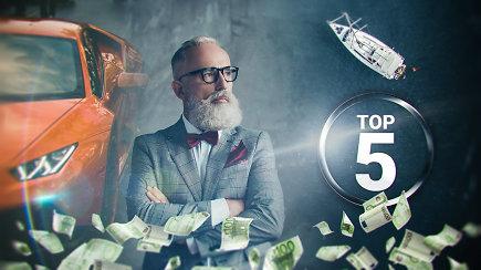 TOP 5 dalykų, kuriuos darydami tapsite turtingesni: pagrindinės turtuolių taisyklės