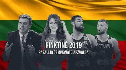 """""""Rinktinė 2019"""": R.Kurtinaitis apie tikslus Lietuvai ir seksą vairuojant"""