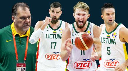 """""""Ginčas"""" dėl 3 milijonų: ar verta tiek mokėti už olimpinę atranką Lietuvoje?"""