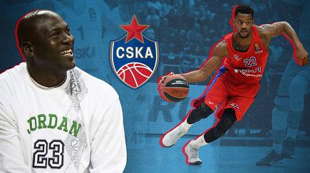 """""""Eurolygos diena"""": """"Žalgirio"""" kelyje dar nenugalėta CSKA su M.Jordano krikštasūniu (2/4)"""