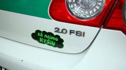 Nevykę vairuotojo manevrai – ir Juodšilių kaime, ir ant galinės policijos automobilio sėdynės