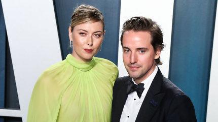 Susižadėjo buvusi tenisininkė Marija Šarapova: išrinktasis – karališkosios šeimos nario bičiulis