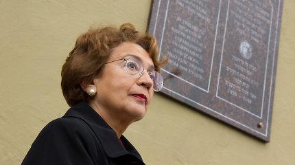 Žydų bendruomenės pastangos – vis dar be rezultatų