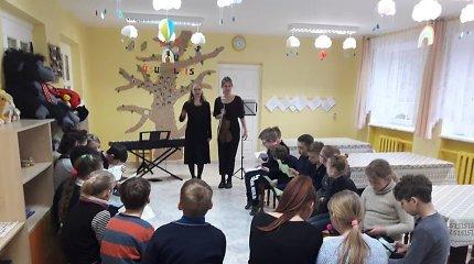 Pasaulyje pripažintos lietuvių atlikėjos klasikine muzika dalijasi su pažeidžiamiausiais