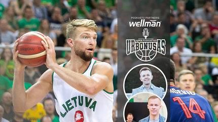 """""""urBONUSas"""": kaip vertinti JV ir D.Sabonio duetą bei serbų egzaminą Lietuvai?"""