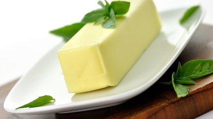 Varėnos gamintojai pateikė rinkai kokybės reikalavimų neatitinkantį sviestą