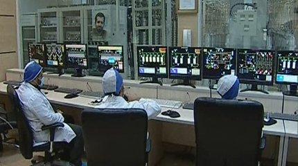 Iranas viršijo urano sodrinimo lygio limitą