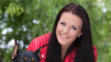 """Senos """"Žingsnių"""" istorijos. Šunų kirpėja Brigita dėkinga likimui už tokį nenuobodų darbą"""
