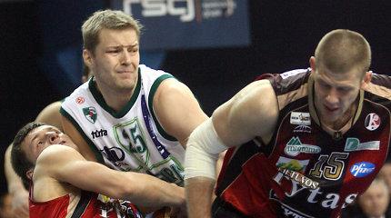 Mačui prieš Lietuvą šįvakar besirengiantis buvęs žalgirietis pratinasi prie naujo vaidmens