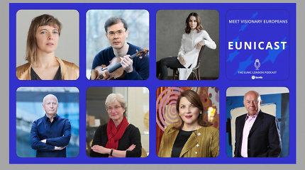 """Tinklalaidžių serijoje """"EUNICAST: susitikime su Europos vizionieriais"""" pristatoma ir lietuvių kūrėja L.Lapelytė"""