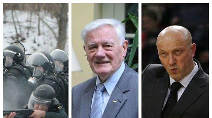 Atminties patikrinimo testas: ar atsakysite į 12 klausimų apie svarbiausius įvykius Lietuvoje 2009 m.?