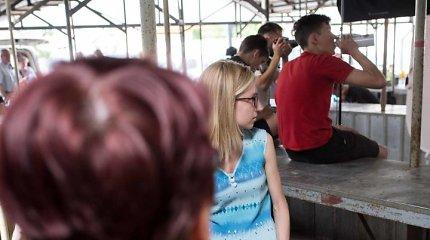 """""""Kaunas Photo"""" projekto """"Brazilka"""" pristatymas"""