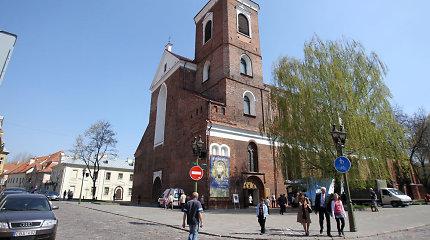 Hanzos dienose – galimybė geriau pažinti popiežiųPranciškų ir Kauno bažnyčias