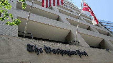 """Ilgametė AP žurnalistė bus pirmoji moteris, vadovausianti """"The Washington Post"""""""