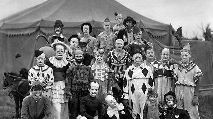 Ir visa tai vadinama cirku: įdomiausi faktai ir keisčiausi pasirodymai iš pasaulinės cirko istorijos