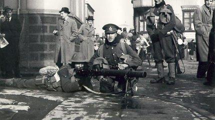 Mažai žinomi faktai: kaip britai 1940-aisiais okupavo Islandiją