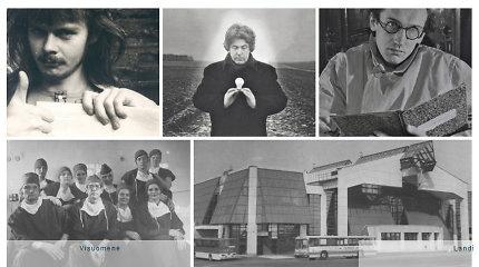 """Paskelbta per 600 nuotraukų iš kultūros žurnalo """"Literatūra ir menas"""" fotoarchyvo: pamatykite"""