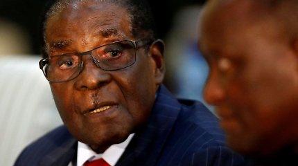 Zimbabvės vyriausybė: R.Mugabe bus palaidotas savo gimtajame kaime