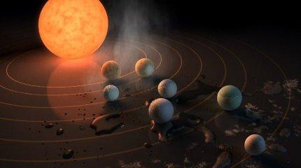 Naujasis Nobelio premijos laureatas: egzoplanetų niekada nekolonizuosime