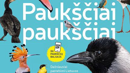 """Knygą apie paukščius išleidęs Selemonas Paltanavičius: """"Mes gyvename taip, kad skrajūnams nebelieka vietos"""""""
